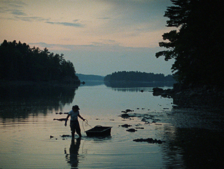 Sharon Lockhart, Double Tide, 2009. 16 mm överförd till HD. 96 min.