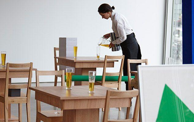 "Laura Lima, ""Bar/Restaurant"",2014. Foto: Per Kristiansen."